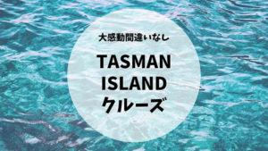 【感動の大自然】タスマンアイランドクルーズで絶景と海の動物に出会う
